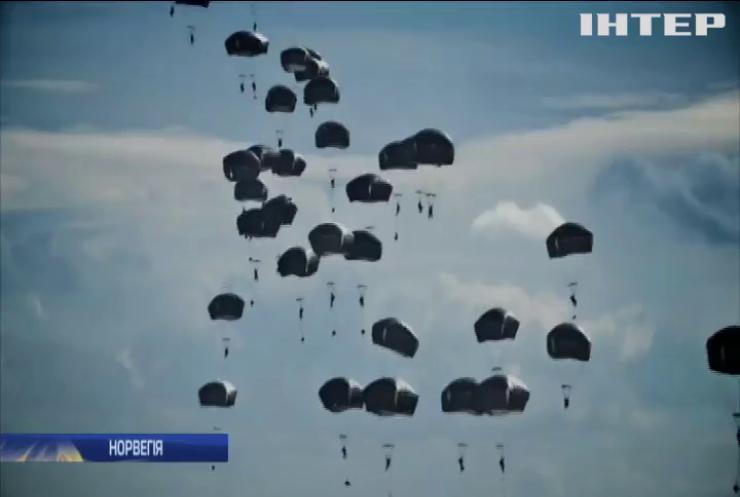 У Норвегії стартували навчання НАТО