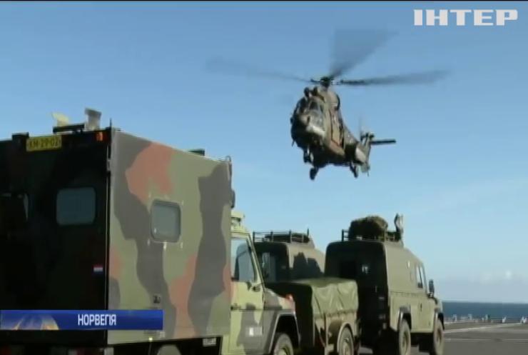 У Норвегії розпочалися навчання НАТО