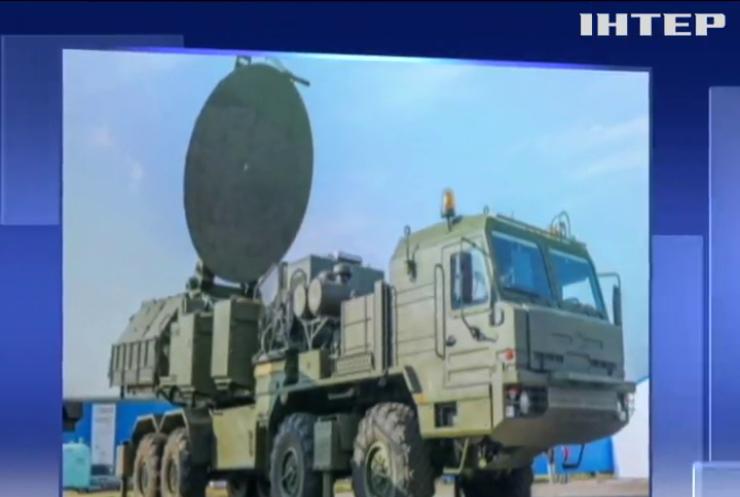 """Росія розмістила комплекси """"Самарканд"""" на об'єктах ВМФ РФ"""