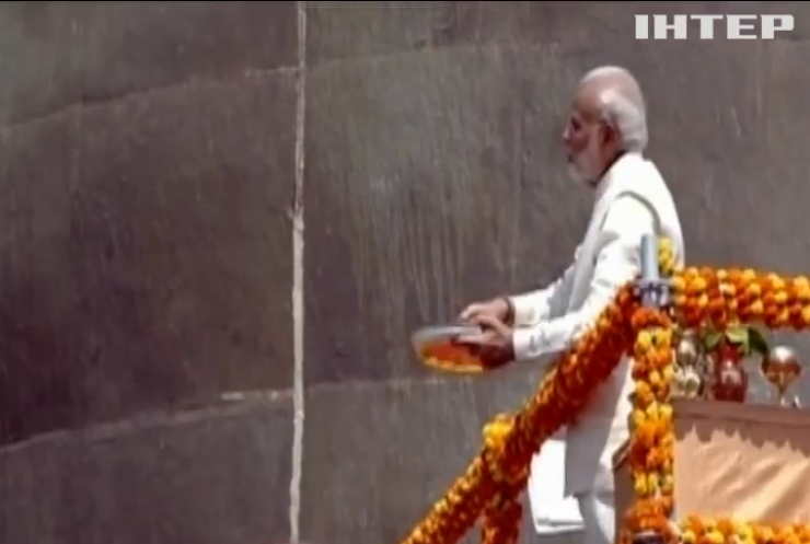 У Індії встановили найвищу у світі статую