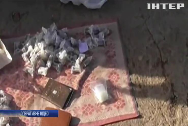 Запорізькі правоохоронці вилучили наркотиків на 1 млн гривень