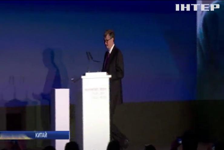 Унітаз від Microsoft: Білл Гейтс презентував туалет майбутнього