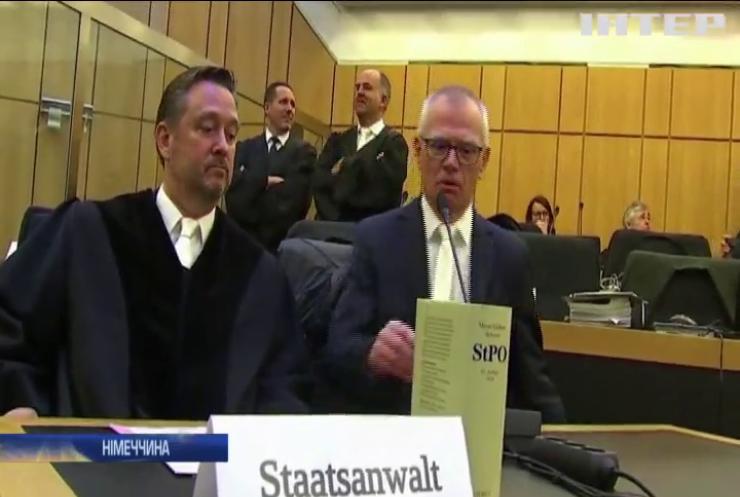 """У Німеччині судять колишнього охоронця концтабору """"Штуттгоф"""""""
