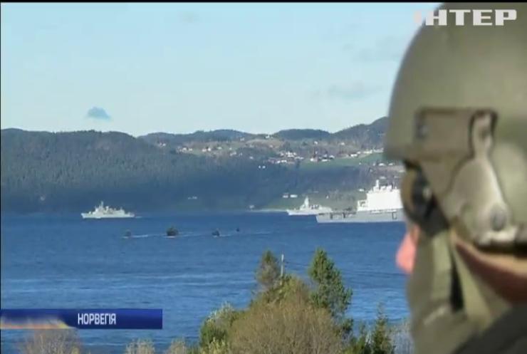 У Норвегії завершилися масштабні навчання НАТО