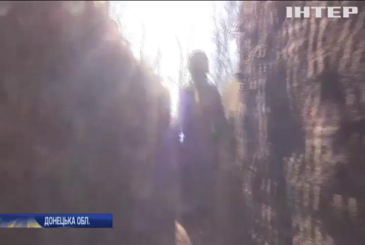 На Донбасі активізувалися російські диверсанти