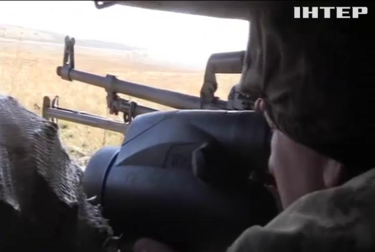 На Донбасі постраждали українські військові