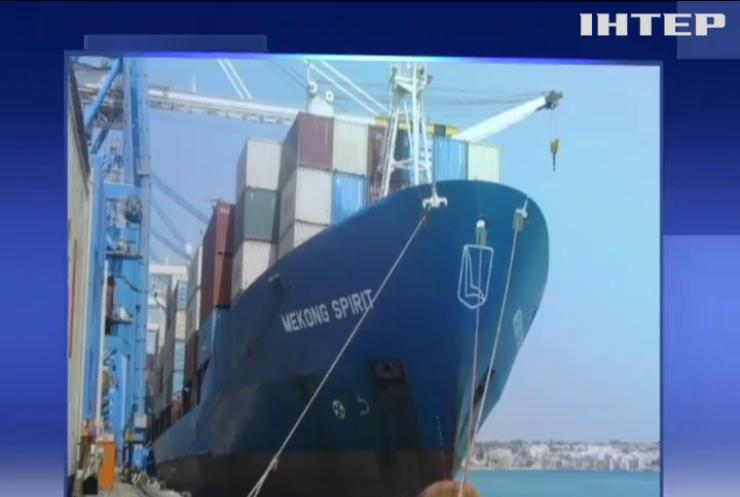 Моряки з арештованого судна Mekong Spirit повернулися в Україну
