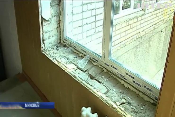 У Миколаєві протестують проти ремонту у школі
