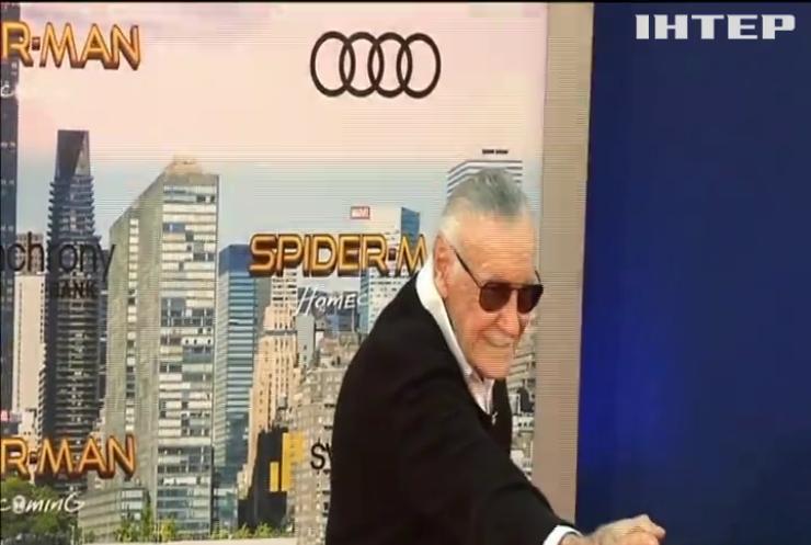 Помер засновник кіновсесвіту Marvel Стен Лі