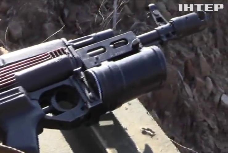 На Донбасі знищили бойовика