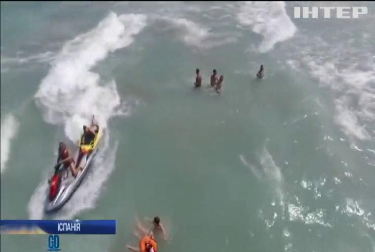 На пляжах Іспанії рятувальникам допомагатимуть дрони-вертольоти