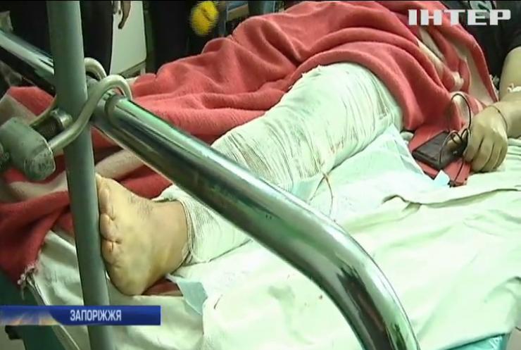 Вибух гранати у Запоріжжі: подробиці інциденту