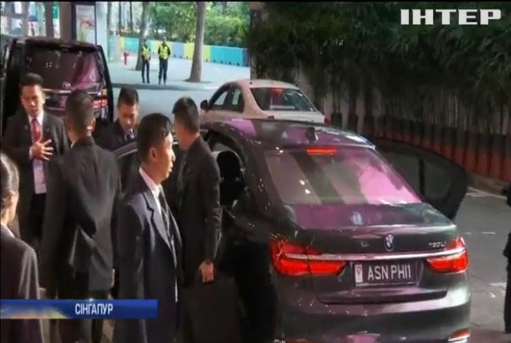 """Президент Філіппін """"проспав"""" саміт у Сінгапурі"""