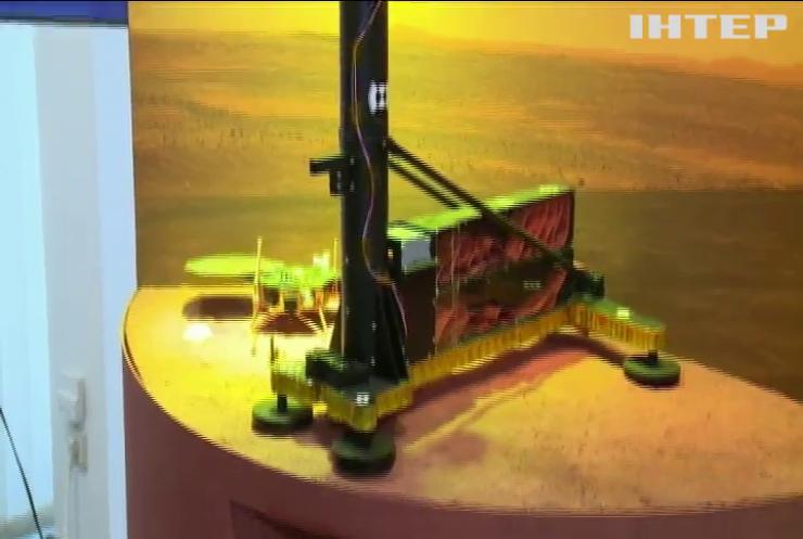 Німецька космічна агенція проведе експедицію углиб Марса