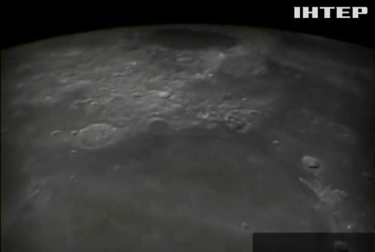 Японські науковці шукатимуть воду на Місяці