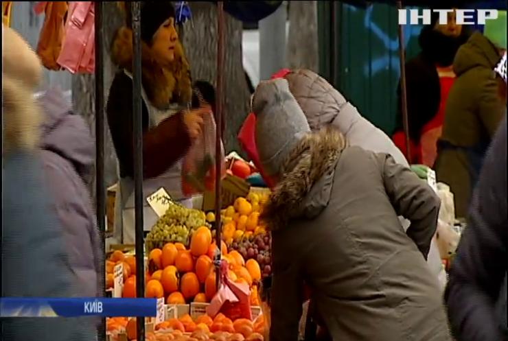 В новий рік з новими цінами: чому в Україні дорожчають продукти?