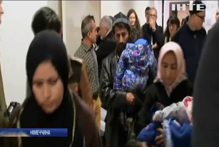 МВС Німеччини закликає мігрантів добровільно повернутися додому