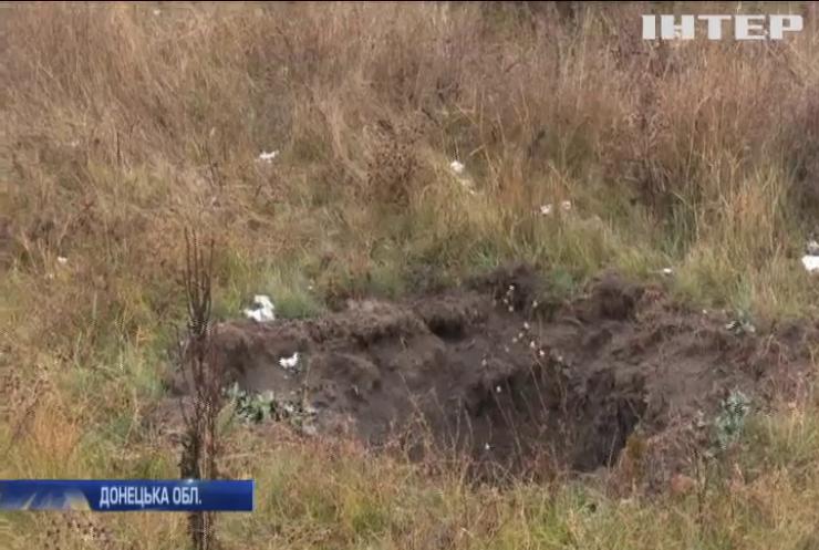 Бойовики обстрілюють українські позиції з важкого озброєння