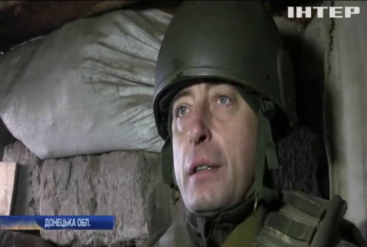 Біля Горлівки зафіксували пересування бронетехніки бойовиків