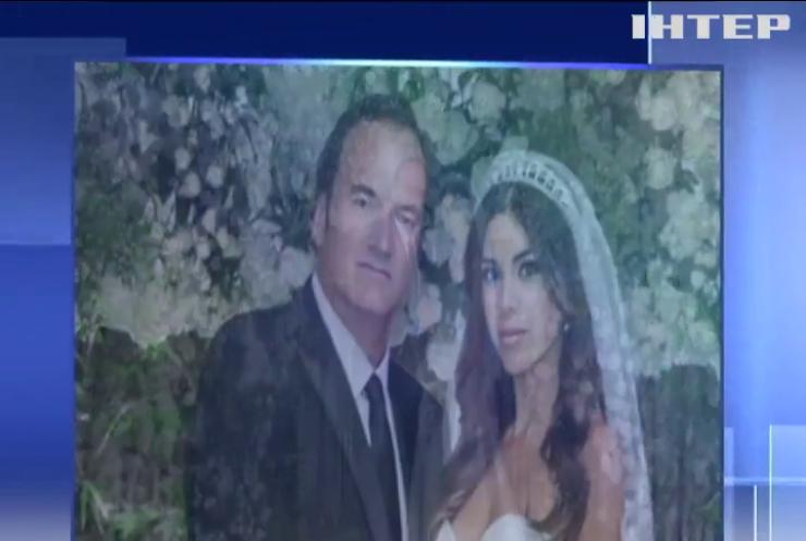 Квентін Тарантіно відгуляв весілля