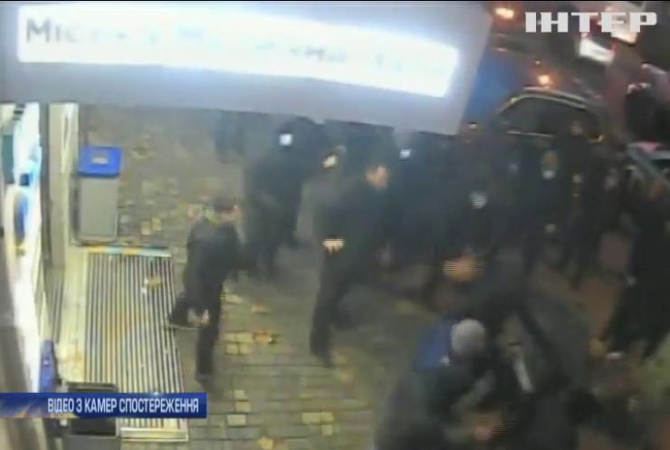 В Одесі напали на Анатолія Гриценка