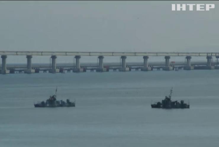 У Керченській протоці чекають проходу 400 суден