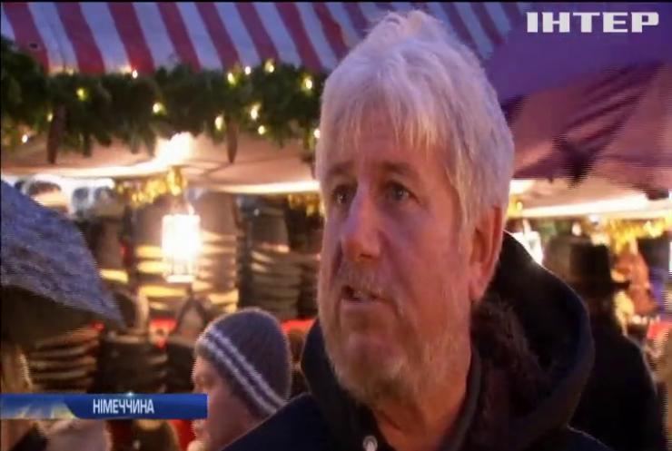 Янголи відкрили найбільший різдвяний ярмарок Німеччини