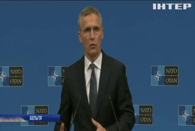 НАТО збільшує військову присутність у Чорному морі