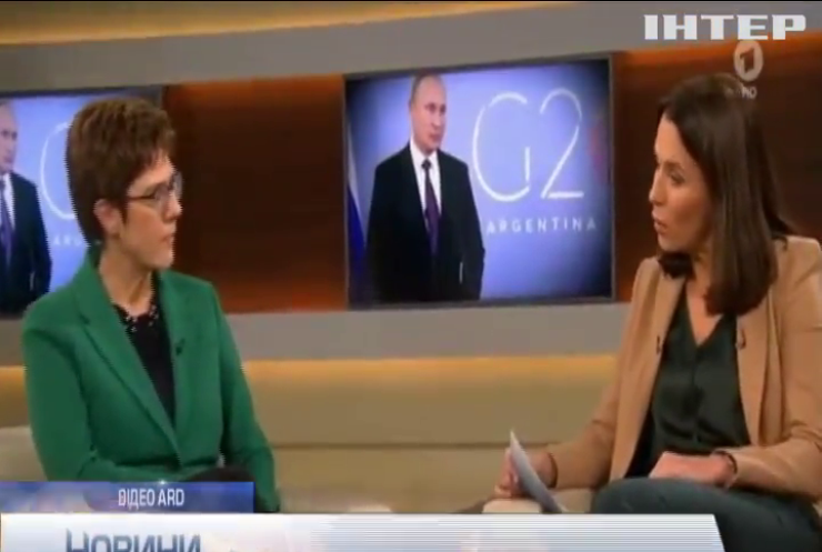 Німеччина закликає закрити порти для російських суден
