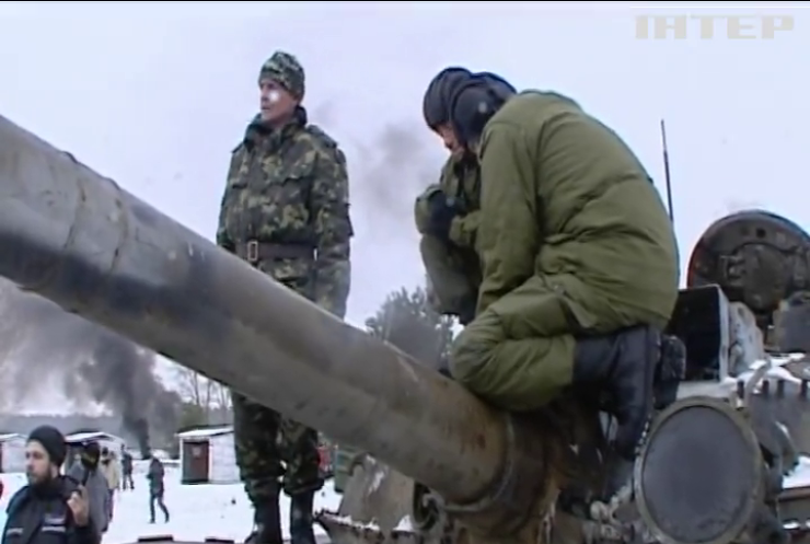В Україні почалися збори резервістів та військовозобов'язаних