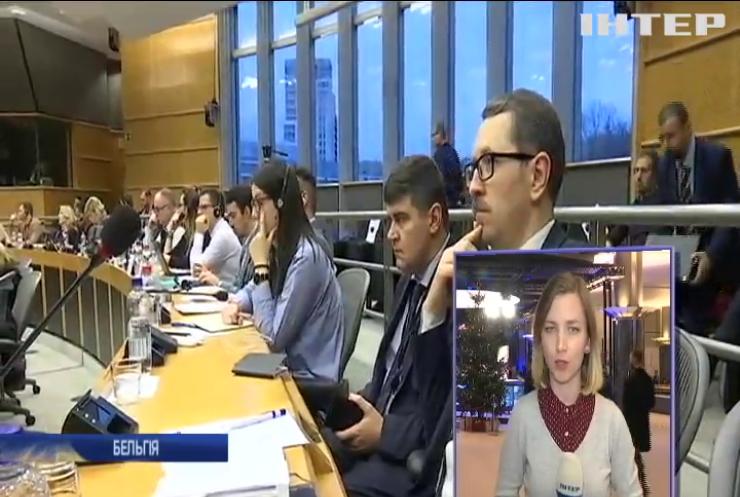 У Європарламенті засудили російську агресію в Азовському морі