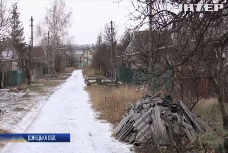 На Донбасі активізувалися розвідгрупи бойовиків