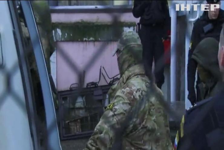 Росія не пускає адвокатів до українських моряків