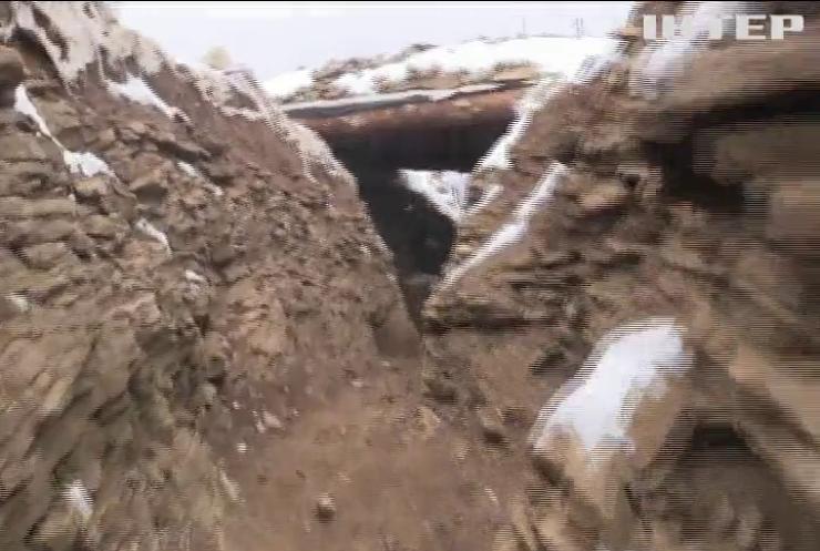 Водяне та Гнутове накрили вогнем гранатометів