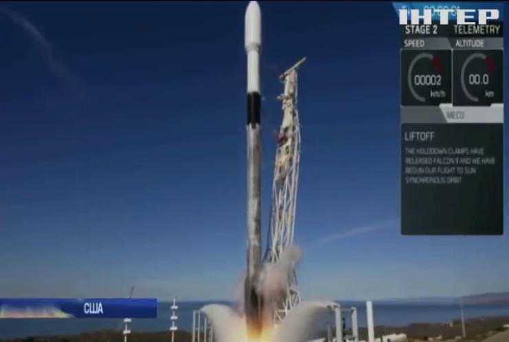 SpaceХ встановила новий світовий рекорд