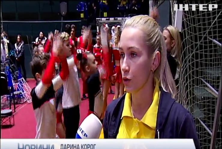 У Києві відбулися змагання шкільних ігор Cool Games