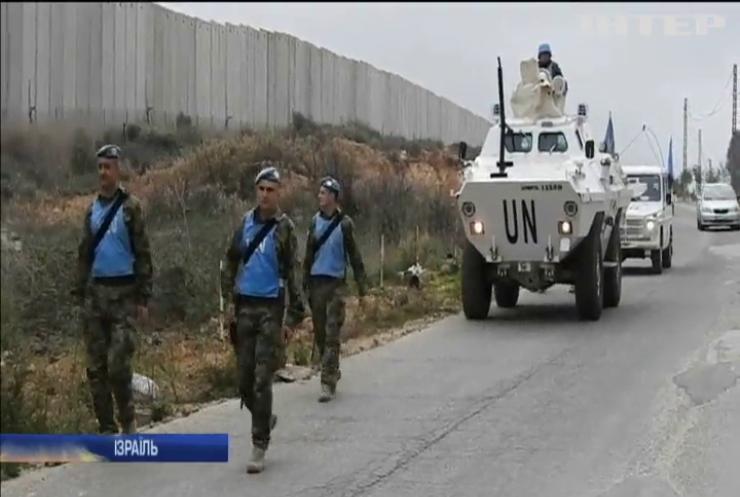 Ізраїль почав нову воєнну операцію на кордоні з Ліваном