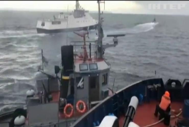 Українські правозахисники стурбовані здоров'ям полонених моряків