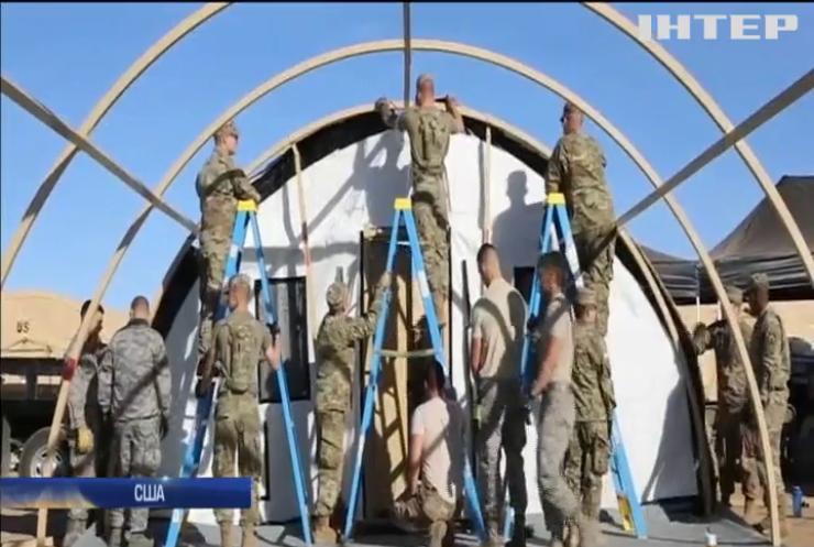 США відправлять солдат на кордон із Мексикою