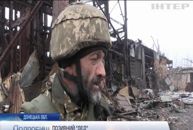 Під Донецьком бойовики проводять ротацію