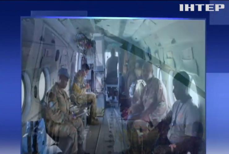 Українські армійці врятували миротворця ООН в Конго