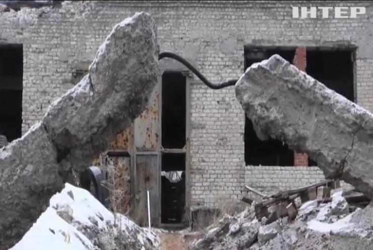 Артилерія бойовиків накрила Попаснянський район