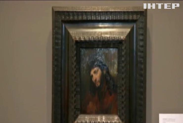На картині Рембрандта виявили відбитки пальців автора