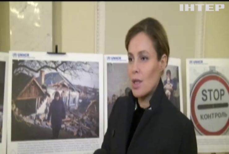 Переселенці з Донбасу потребують гуманітарної допомоги - Наталія Королевська
