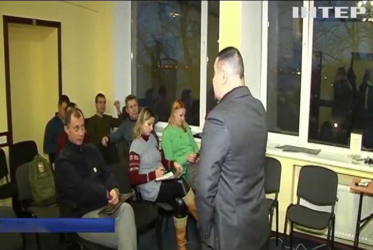 У Миколаєві започаткували бізнес-курс для учасників АТО