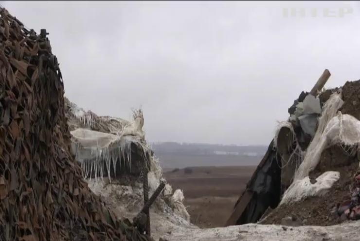 Бойовики застосували на Донбасі заборонену зброю