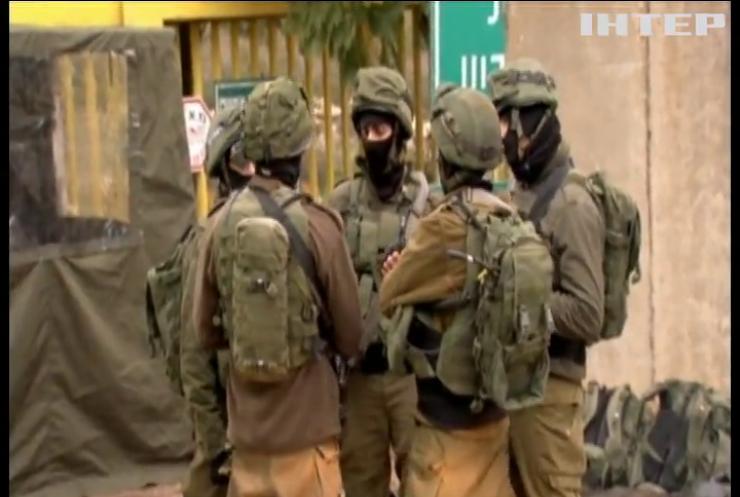 Ізраїль почав знищувати секретні тунелі на кордоні з Ліваном