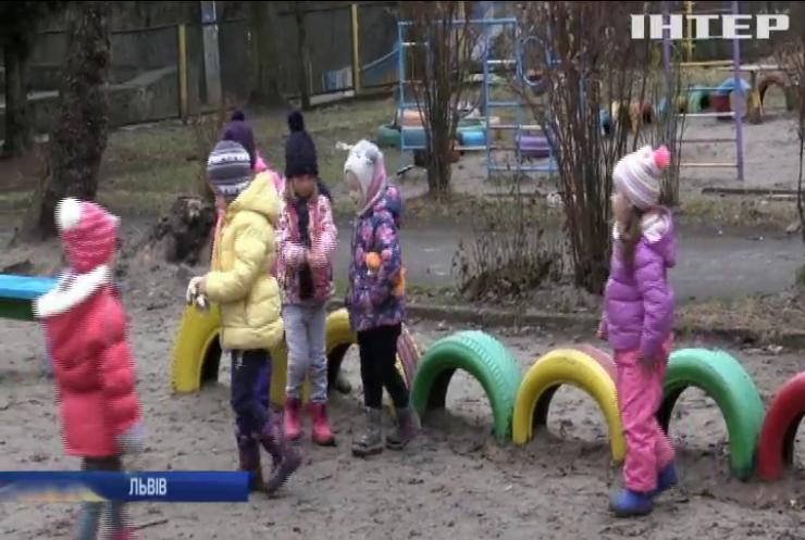 Дитсадки Львова можуть залишитися без вихователів