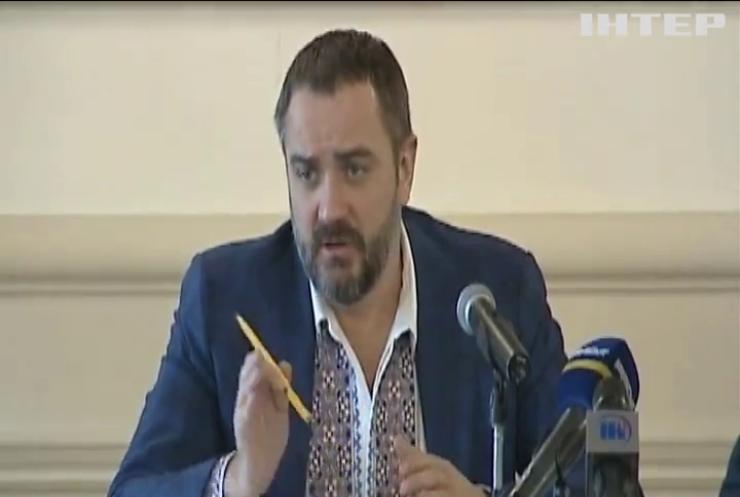 Активісти вимагають від НАЗК звіту по справі про порушення в деклараціях голови ФФУ Андрія Павелко
