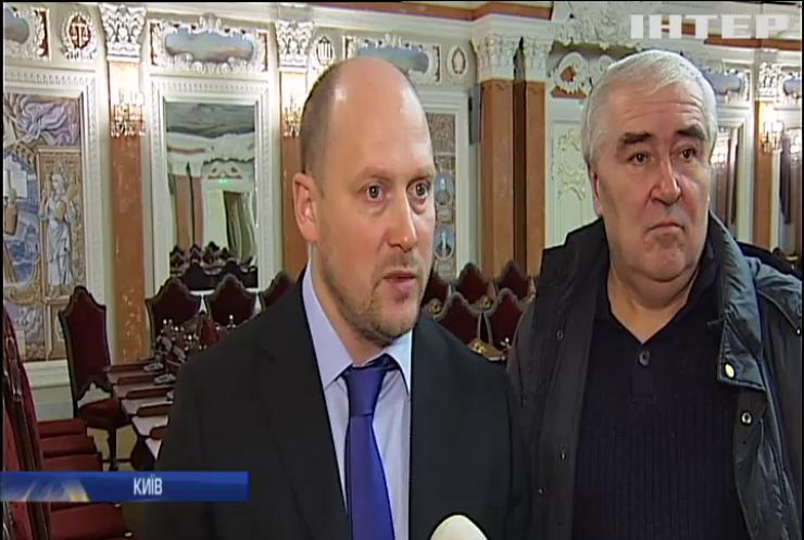 Військові пенсіонери отримають юридичну підтримку у Європейському суді з прав людини - Сергій Каплін